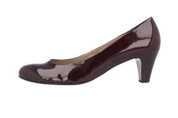 GABOR - Damen Pumps - Lack Rot Schuhe in Übergrößen – Bild 2