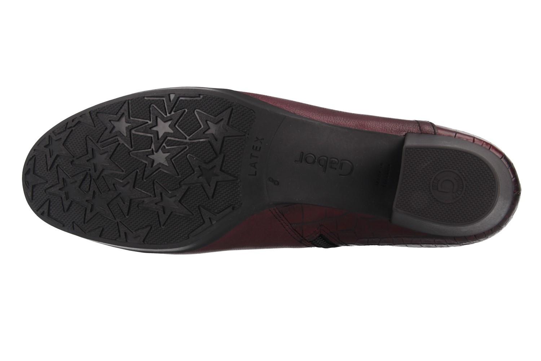 GABOR comfort - Damen Stiefeletten - Rot Schuhe in Übergrößen – Bild 5
