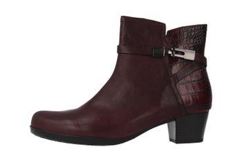 GABOR comfort - Damen Stiefeletten - Rot Schuhe in Übergrößen – Bild 2