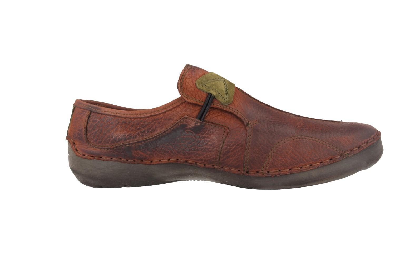 JOSEF SEIBEL - Fergie 02 - Damen Slipper - Braun Schuhe in Übergrößen – Bild 3