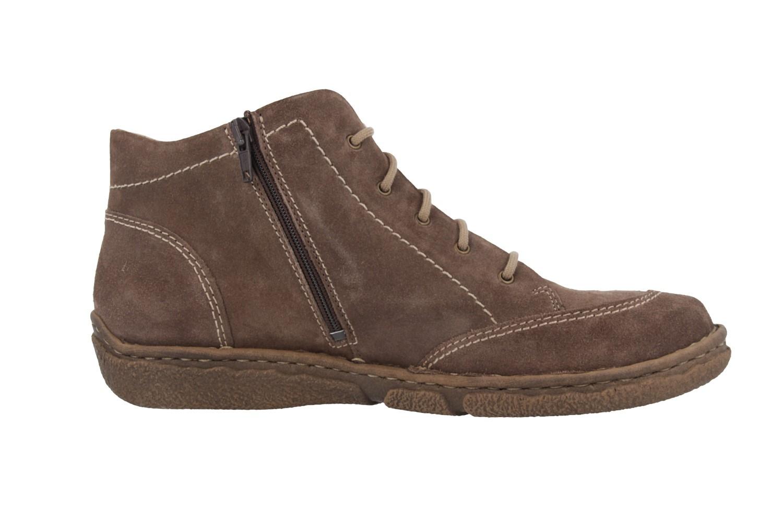 josef seibel neele 01 damen boots grau schuhe in bergr en ebay. Black Bedroom Furniture Sets. Home Design Ideas