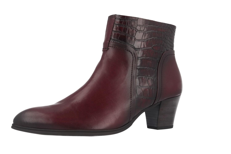 GABOR - Damen Stiefeletten - Rot Schuhe in Übergrößen – Bild 1