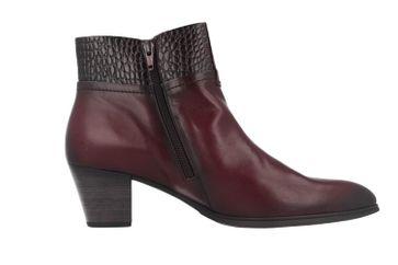 GABOR - Damen Stiefeletten - Rot Schuhe in Übergrößen – Bild 3