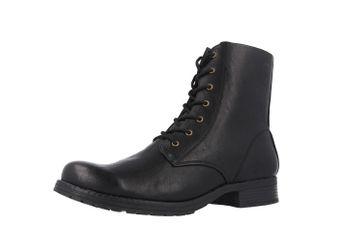 BORAS - Lea - Damen Boots - Schwarz Schuhe in Übergrößen – Bild 1