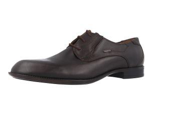 SALE - FRETZ MEN - Umbro - Herren Business Schuhe - Braun Schuhe in Übergrößen – Bild 1