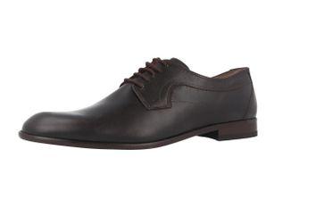 FRETZ MEN - Herren Business Schuhe - Tosco - Braun Schuhe in Übergrößen – Bild 1