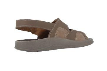 SALE - JOMOS - Herren Sandalen - Braun Schuhe in Übergrößen – Bild 4