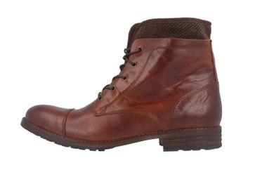 Mustang Shoes Boots in Übergrößen Braun 2853-601-301 große Damenschuhe – Bild 2