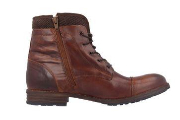 Mustang Shoes Boots in Übergrößen Braun 2853-601-301 große Damenschuhe – Bild 3