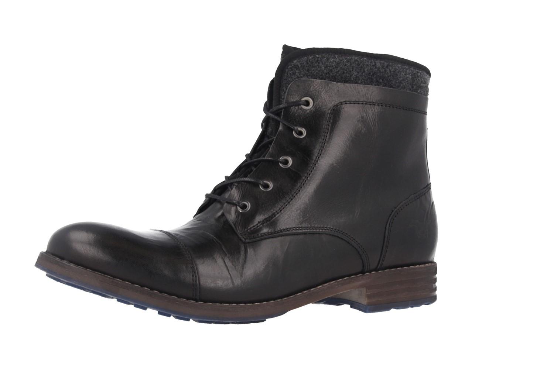 SALE - MUSTANG - Damen Boots - Schwarz Schuhe in Übergrößen – Bild 1