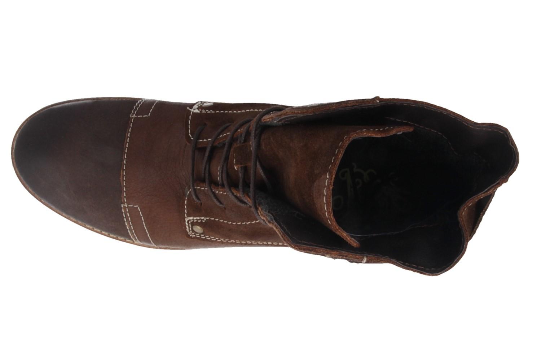 SALE - MUSTANG - Damen Boots - Braun Schuhe in Übergrößen – Bild 4