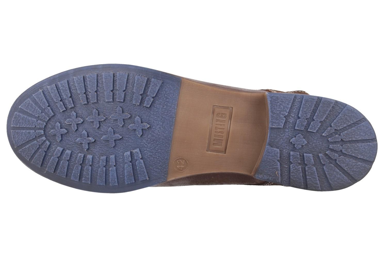Mustang Shoes Boots in Übergrößen Braun 2853-602-3 große Damenschuhe – Bild 5