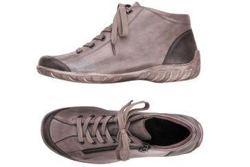 Remonte Stiefel in Übergrößen Grau R3475-01 große Damenschuhe – Bild 5