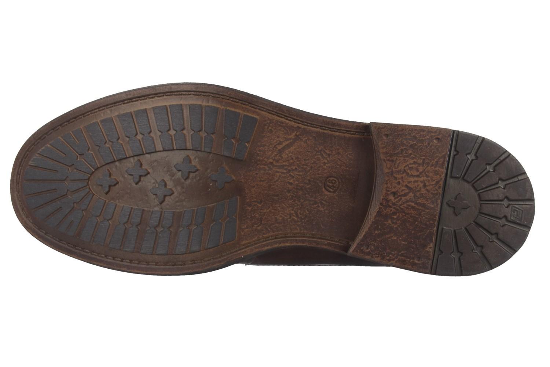 SALE - FRETZ MEN - Belfort - Herren Boots - Braun Schuhe in Übergrößen – Bild 5
