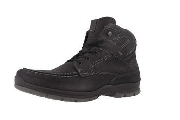 FRETZ MEN - Sprinter - Herren Boots - Schwarz Schuhe in Übergrößen – Bild 1