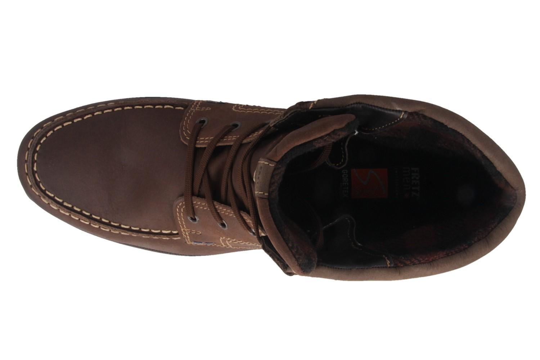FRETZ MEN - Sprinter - Herren Boots - Braun Schuhe in Übergrößen – Bild 4