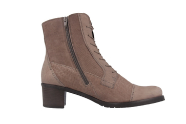 GABOR - Damen Stiefeletten - Beige Schuhe in Übergrößen – Bild 3