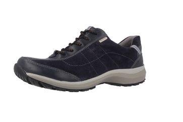 ROMIKA - Gabriele 06 - Damen Halbschuhe - Blau Schuhe in Übergrößen