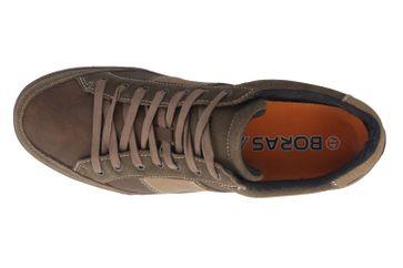 SALE - BORAS - Vista Lo - Herren Halbschuhe - Braun Schuhe in Übergrößen – Bild 4