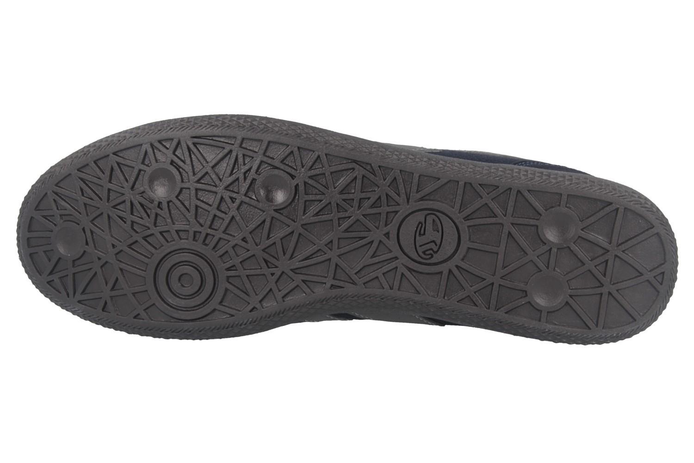 BORAS - Socca - Herren Halbschuhe - Blau Schuhe in Übergrößen – Bild 5