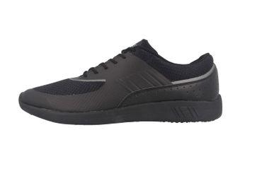 SALE - BORAS - Ghost - Herren Sneaker - Schwarz Schuhe in Übergrößen – Bild 2