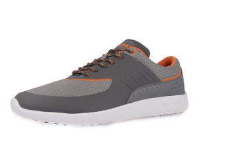 SALE - BORAS - Ghost - Herren Sneaker - Grau Schuhe in Übergrößen – Bild 1