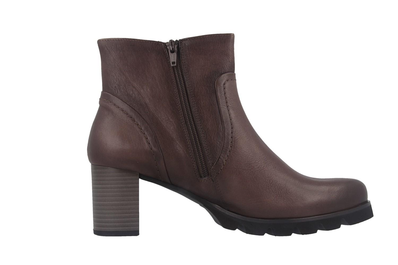 GABOR - Damen Stiefeletten - Braun Schuhe in Übergrößen – Bild 3