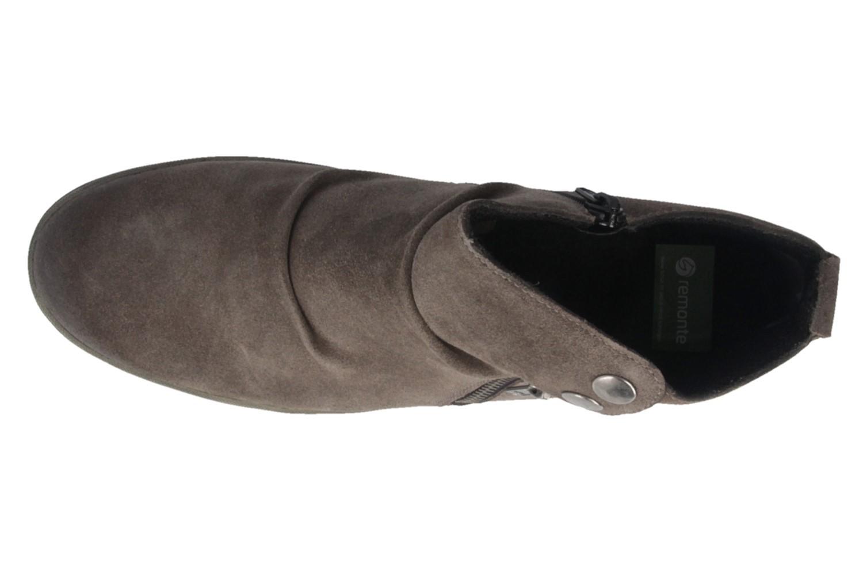 Remonte Halbschuhe in Übergrößen Grau R6681-42 große Damenschuhe – Bild 4