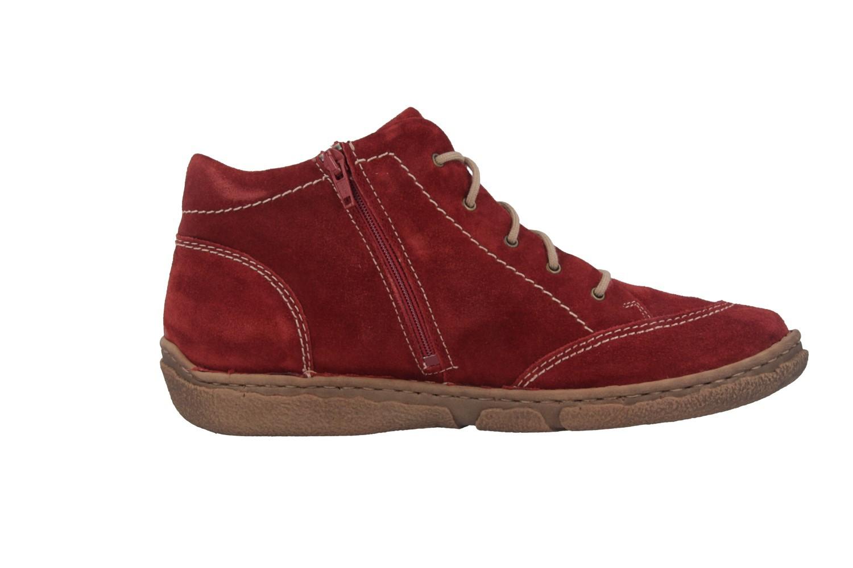 Josef Seibel Boots in Übergrößen Rot 85101 944 388 große Damenschuhe – Bild 3