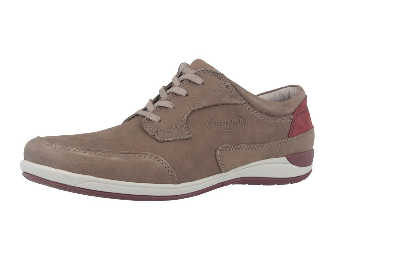 SALE - ROMIKA - Martha 06 - Damen Halbschuhe - Grau Schuhe in Übergrößen – Bild 1