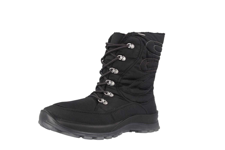 SALE - ROMIKA - Alaska 122 - Wetterfeste Damen Stiefel - Schwarz Schuhe in Übergrößen – Bild 1