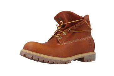SALE - TIMBERLAND - AF Roll Top FG - Herren Boots - Braun Schuhe in Übergrößen