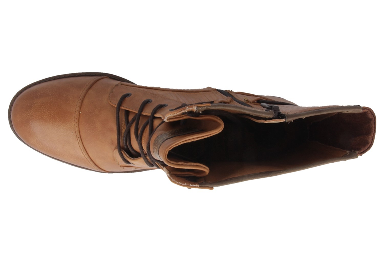 Mustang Shoes Boots in Übergrößen Braun 1157-503-307 große Damenschuhe – Bild 4