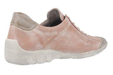 REMONTE - Damen Halbschuhe - Rosa Schuhe in Übergrößen – Bild 3