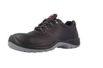 CRAFTLAND - Herren Sicherheits Halbschuhe S3 - Schwarz Schuhe in Übergrößen – Bild 1