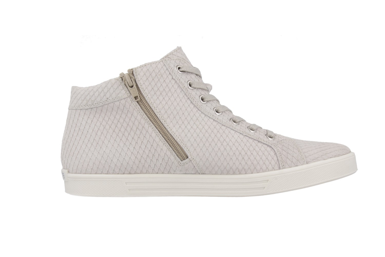 Remonte Sneaker in Übergrößen Weiß D0072-80 große Damenschuhe – Bild 3