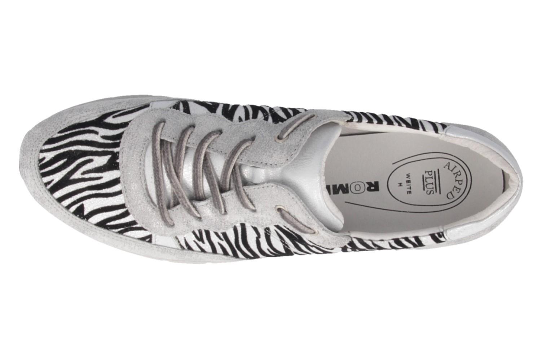 ROMIKA - Tabea 15 - Damen Halbschuhe - Silber Schuhe in Übergrößen – Bild 4