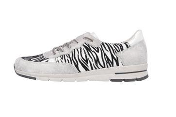 ROMIKA - Tabea 15 - Damen Halbschuhe - Silber Schuhe in Übergrößen – Bild 2
