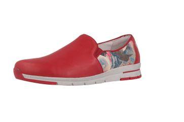 ROMIKA - Tabea 17 - Damen Slipper - Rot Schuhe in Übergrößen – Bild 1