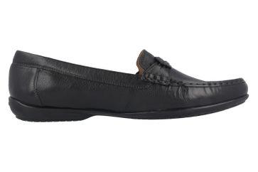 SIOUX - Cosetta - Damen Mokassin - Schwarz Schuhe in Übergrößen – Bild 3