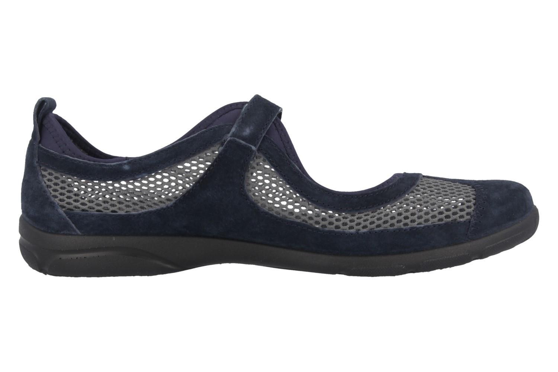 ROMIKA - Traveler 02 - Damen Halbschuhe - Blau Schuhe in Übergrößen – Bild 3