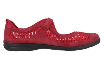 ROMIKA - Damen Halbschuhe - Traveler 02 - Rot Schuhe in Übergrößen – Bild 3
