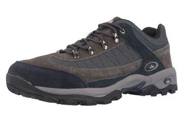 Lico Outdoor/Trekkingschuhe in Übergrößen Grau 210026 / 210071 große Herrenschuhe – Bild 1