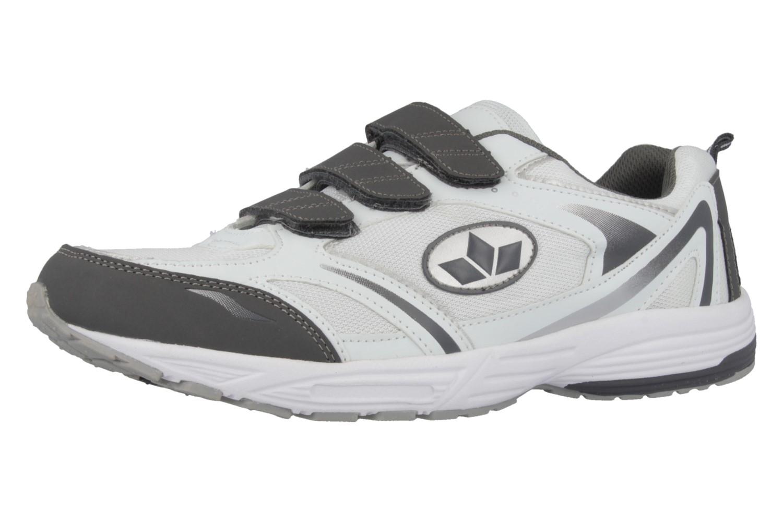 LICO - Marvin V - Herren Sportschuhe - Weiß Schuhe in Übergrößen – Bild 1
