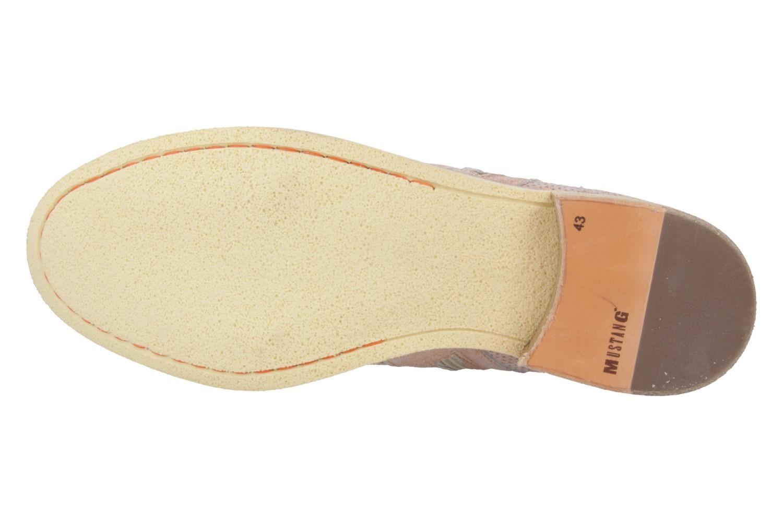 Mustang Shoes Boots in Übergrößen Pink 2856-501-555 große Damenschuhe – Bild 5