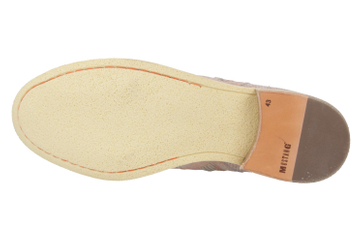 MUSTANG - Damen Booty - Rosa Metallic Schuhe in Übergrößen – Bild 5