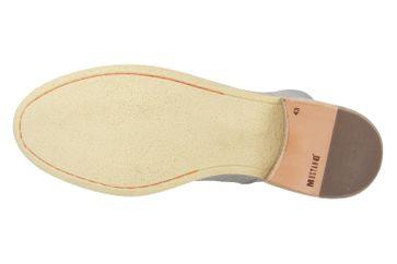 Mustang Shoes Boots in Übergrößen Silber 2856-502-21 große Damenschuhe – Bild 5