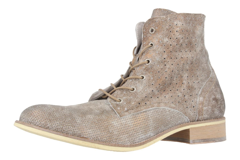 the latest 1eab3 1a636 Mustang Shoes Boots in Übergrößen Braun 2856-502-221 große Damenschuhe
