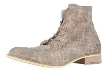 Mustang Shoes Boots in Übergrößen Braun 2856-502-221 große Damenschuhe
