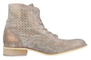 Mustang Shoes Boots in Übergrößen Braun 2856-502-221 große Damenschuhe – Bild 3